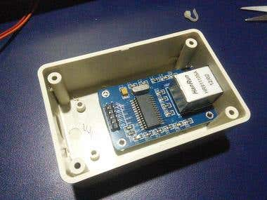 Dynamic DNS updater using Arduino