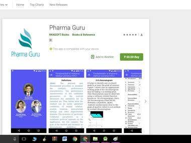 Pharma and Medical Applications