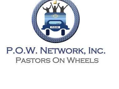 Pastors on Wheels logo