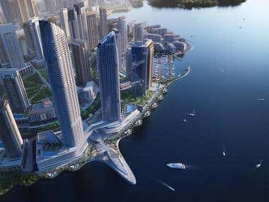 Address Towers Structural Design