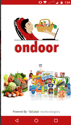 OnDoor - Online Grocery Shopping