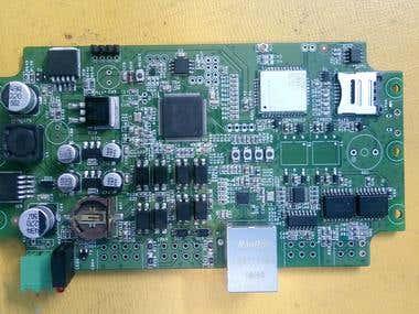 STM32 Based IOT Gateway