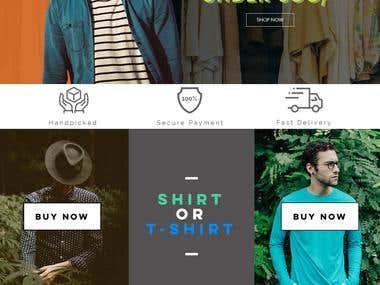 TickOnDeal - eCommerce Website
