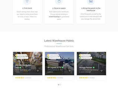 Hotel Booking Wordpress Website