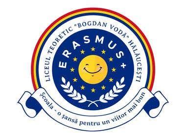 Ersamus Logo design