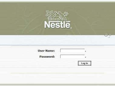 Online Monthly Salary portal--Nestle Payroll Pakistan ltd.