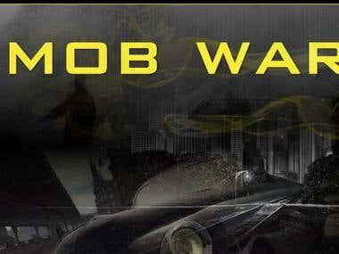 mob-wars.com (Design integration and Maintenance)