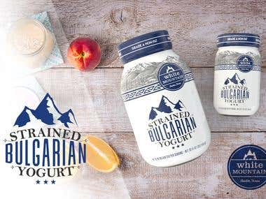 White Mountain - Strained Bulgarian Yogurt