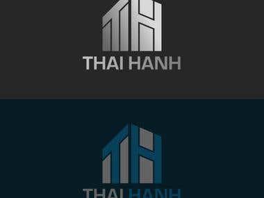TH letter Real Estate Logo