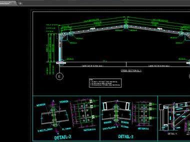 WAREHOUSE STRUCTURE DESIGN & arc.