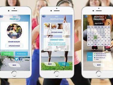 iFitness App