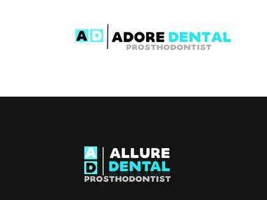 Allure Dental HD Logo