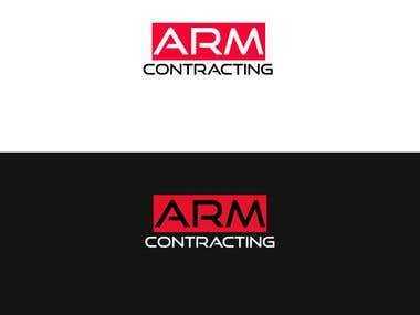 ARM Contracting Formal Logo (my Speciality)