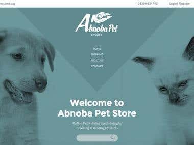 Abnoba pet store