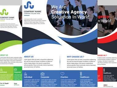 Corporate Flyer Template.