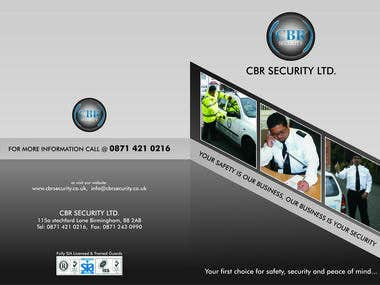 CBR Security Brochure