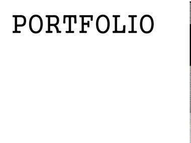 Ebooks portfolio