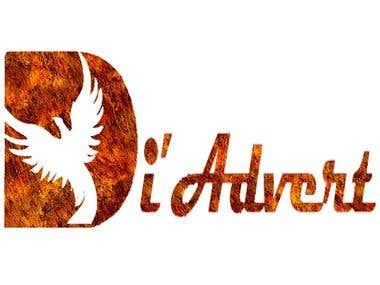 Di'advert Logo