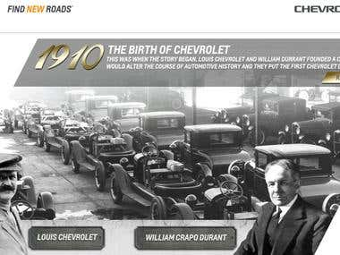 Vintage Museum: 100 years of Chevrolet history