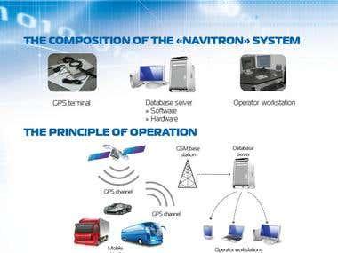 NAVITRON GPS Monitoring System