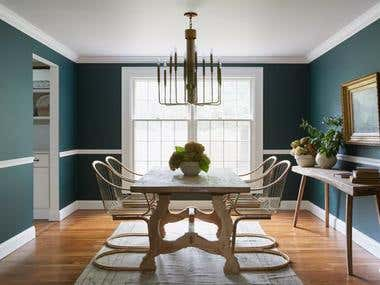 I Will Write Detailed Articles on Interior Designing