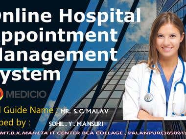 Online Hospital Appointment Management System