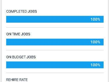 Check my job proficiency