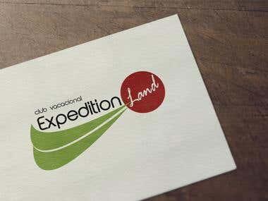 Expedition Land Logotipo