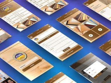 ATMA mobile application