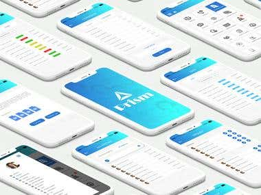 Android and PHP - Mobile and web application for CRM