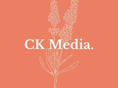 CK Media - Brand Design