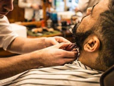 Robert Ashley Barbering