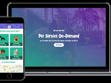 Petbooking service