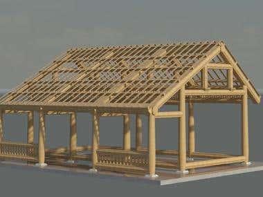 DESIGN TIMBER BUILDING