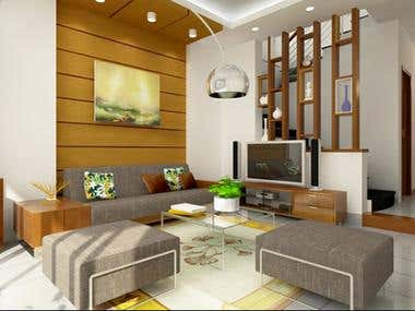 INTERIOR DESIGN WITH REVIT