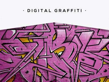Digital Graffiti