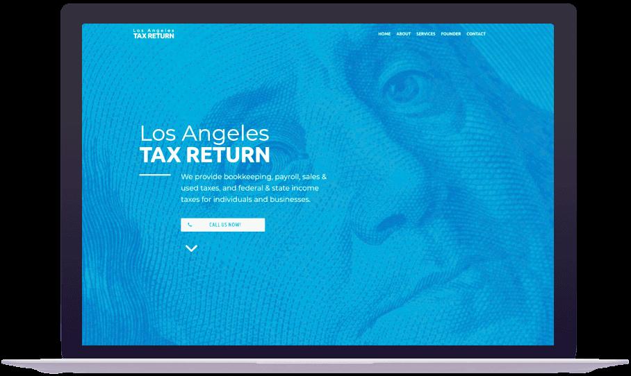 LA Tax Return