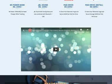Network Marketing Informative Website