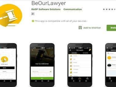 Mobile App Development (Android)