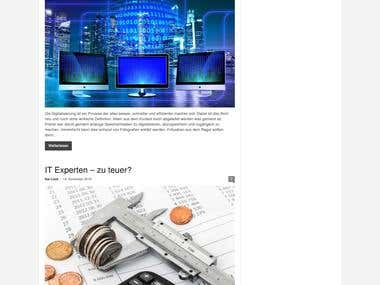 FC Marketing News Page