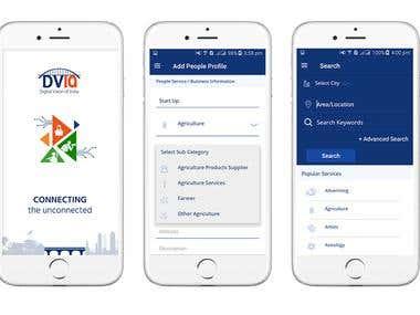 Digital Vision of India(Dvia App)