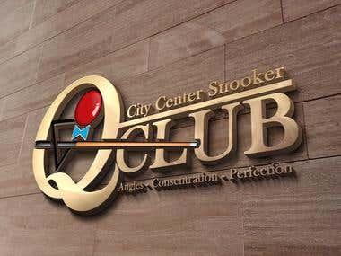 Snooker Club Mokeup