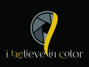 Create company logo for video / photography studio. I Believ