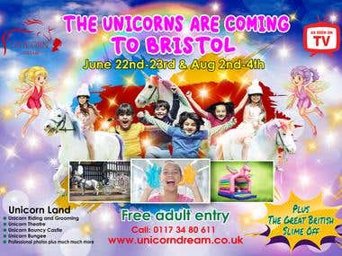 Unicorn Advert