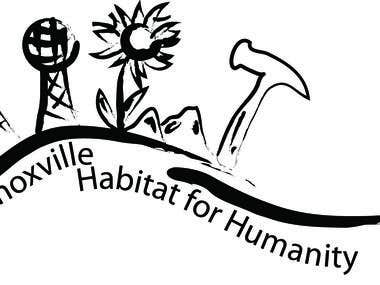 Habitat for Humanity Mock logo