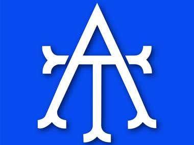 Team Advaced monogram logo