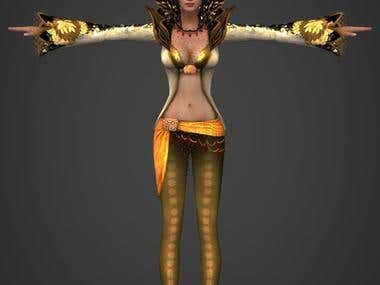 3D Game Modelling