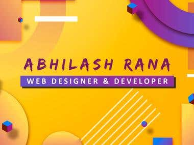 Brand Graphics and Banners Designer