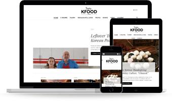 Food Receipe Website