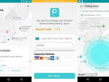 Parque Android App
